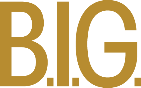 B.I.G. BELIEVE. INSPIRE. GROW.